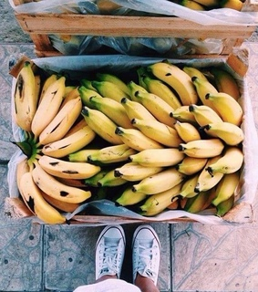 aesthetic, awesome and banana