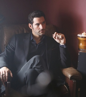 tom ellis, DC and lucifer