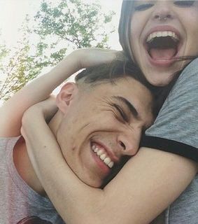 crazy, happiness and lover