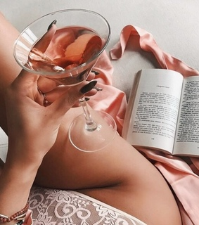 book, chill and drink