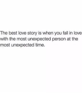 read and realte, unexpected and quotes