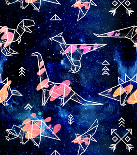 pattern, background and dinosaur