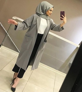 hijab and modest