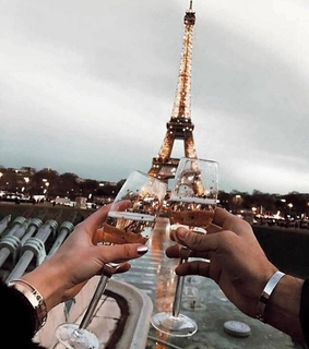 champagne, couple and goals