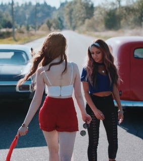 madelaine petsch, cheryl blossom and riverdale