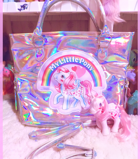 aesthetic, bag and cute