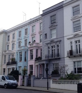 pastel colours, homes and tumblr
