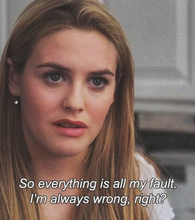 Clueless, cher horowitz and quotes