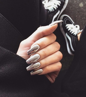 beauty, claws inspo and hands