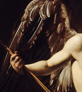 cupid, greek gods and mythology