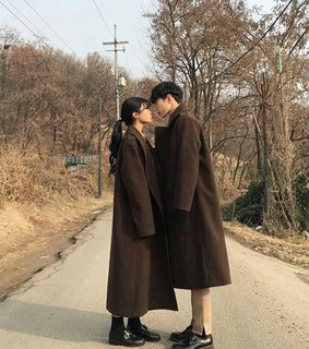 aesthetic, asian and couple