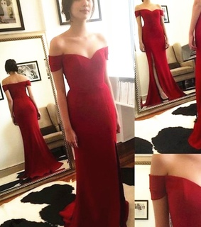 prom 2018, off shoulder prom dress and dresses for prom