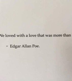 love, loved and quote