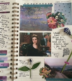aesthetic, write and diy
