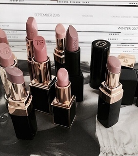 chanel, tom ford and nars
