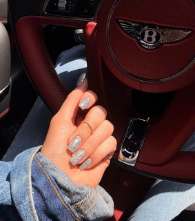 Bentley, nails and kyliejenner