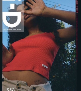 magazine, i-d magazine and black girl