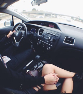 miss you, love and car