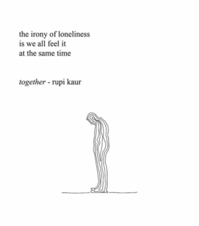 tumblf, loneliness and lines