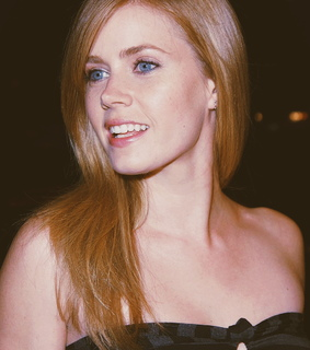 Amy Adams, DC and blonde