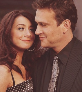 how i met your mother, lily aldrin and jason segel