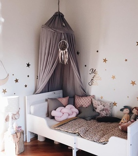 stars, decorations and room tour