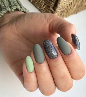 luxurious, manicure and idea