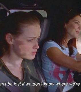 00s, gilmore girls and tv show