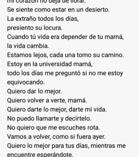 sentimientos, love and story