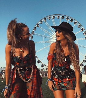 girls, friends and music