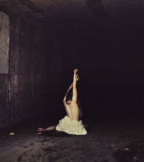 rebirth, brooke shaden and sewer