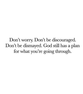 motivation, plan and god