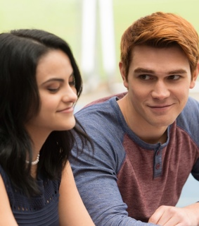 team varchie, riverdale and camila mendes