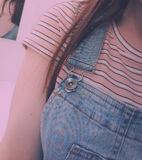 pink, jean and grunge