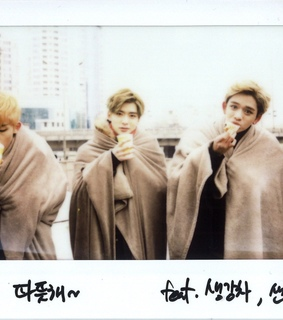 nct 127, polaroid and nct