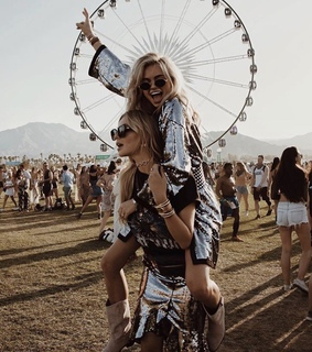 coachella and bff goals