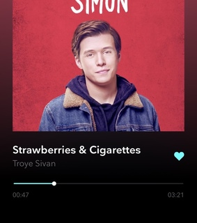 ??, strawberries & cigarettes and rmusic