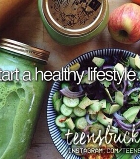 fit, healthy and slim