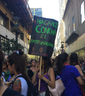 patriarchy, argentina and change