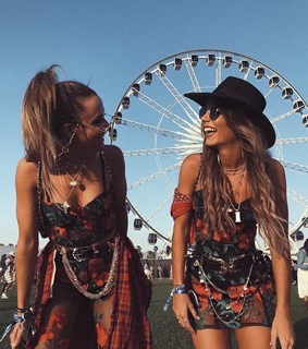 summer, style and coachella vibes