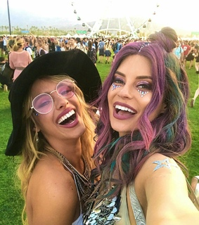 coachella, music and friends