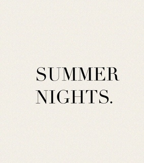 summer nights, grease and aes