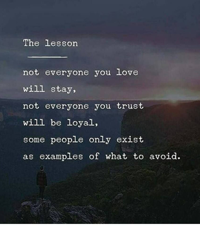 lesson, life and learn