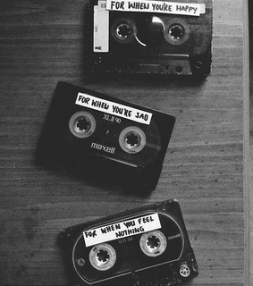 old times, tapes and aesthetic