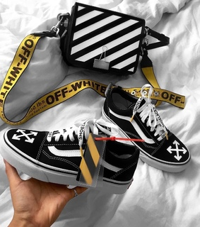 shoes, vans and off-white
