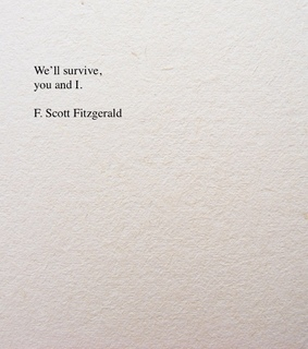 text, quote and f. scott fitzgerald