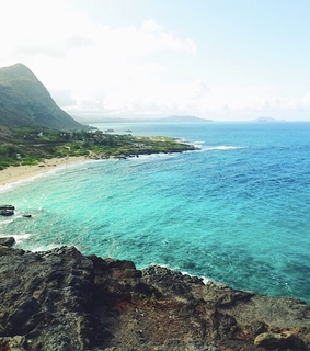 Oahu, aesthetic and background