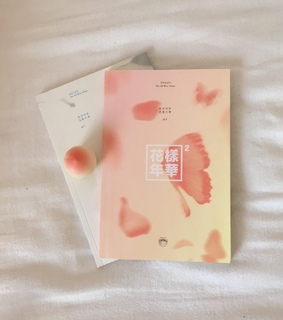 aesthetic, album and bts