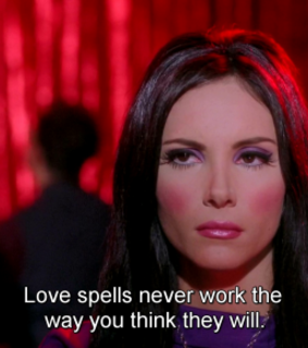 witch, samantha robinson and the love witch