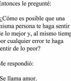 amor, auch and error